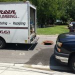 We go to all depths to locate the source of your plumbing problems.